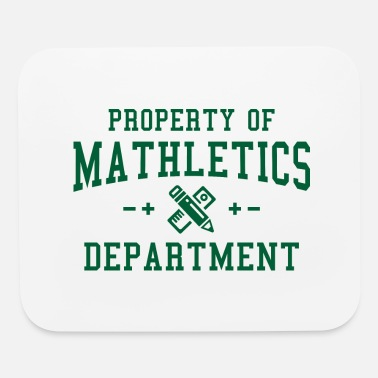 Property Property Of Mathletics Department - Mouse Pad