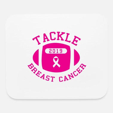 Breast Tackle Breast Cancer - Mouse Pad