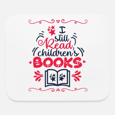 Book Love Reading Children's Books - Mouse Pad