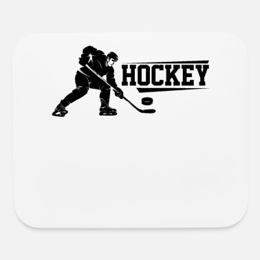Hockey Hockey Eishockey Hockey Hockey Fan Hockey Spieler - Mouse Pad