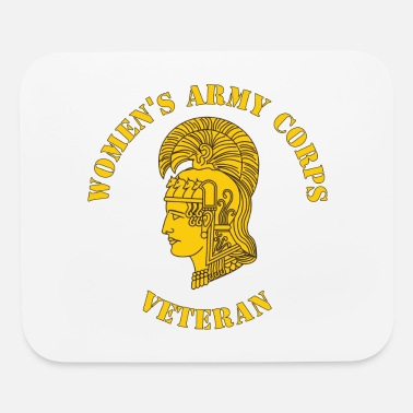 Women's Army Corps Veteran - Mouse Pad