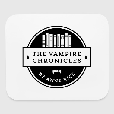 The Vampire Chronicles - Mouse pad Horizontal