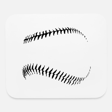 Baseball - Mouse Pad
