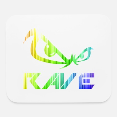 Rave rave - Mouse Pad