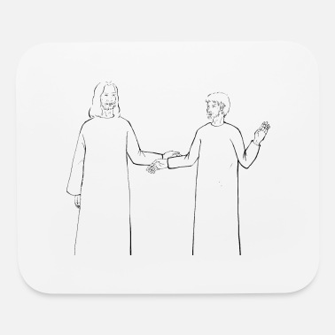 Luke 19 11 Luke 19:111 04 - Mouse Pad