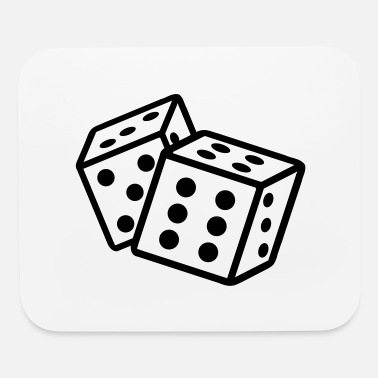 Dice dice - Mouse Pad