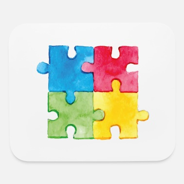 Autism Autism Awareness - Mouse Pad