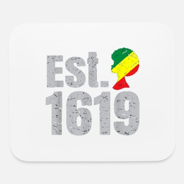 American Spike Lee 1619 Our Ancestors - Mouse Pad