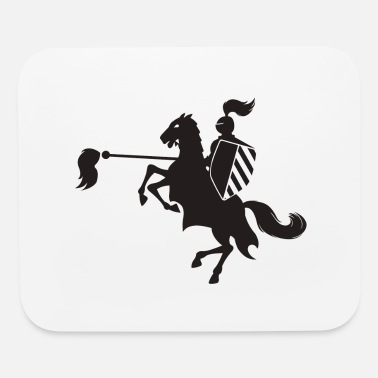 Arm armed forces armed with brooms - Mouse Pad