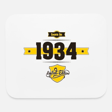 1934 Born in 1934 - Mouse Pad