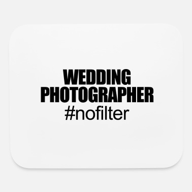Wedding wedding photographer - Mouse Pad