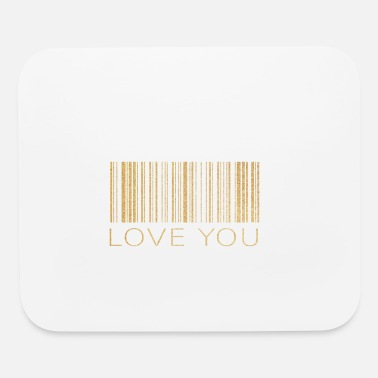 Love You LOVE YOU - Mouse Pad