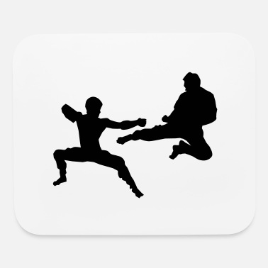 Sparring Kumite or Sparring - Mouse Pad
