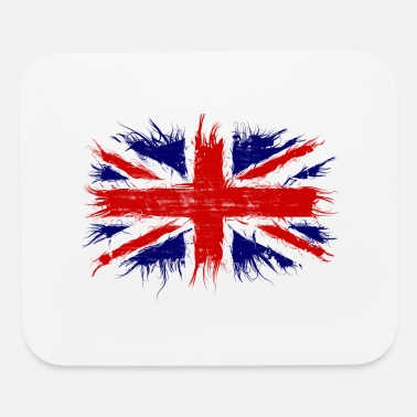 Great Britain Great Britain flag, England flag, great britain - Mouse Pad
