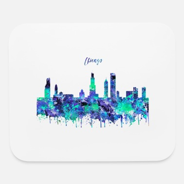 Chicago Chicago, Chicago Illinois - Mouse Pad