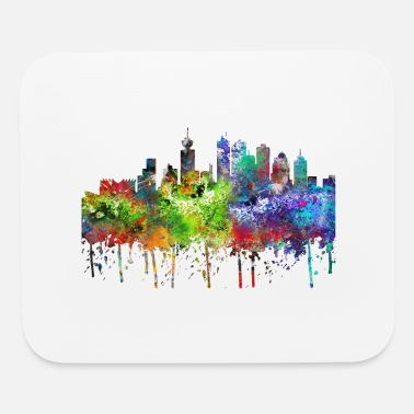 Vancouver Vancouver, Vancouver Canada, Vancouver skyline - Mouse Pad