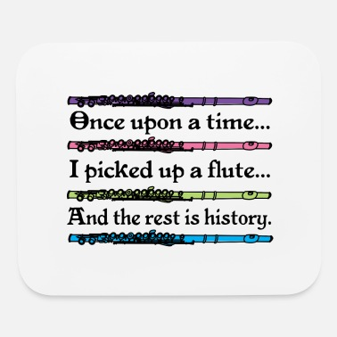 Cute Quotes Flute Music Cute Quote - Mouse Pad