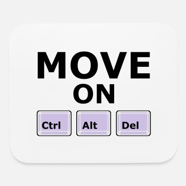 Move MOVE ON - Mouse Pad