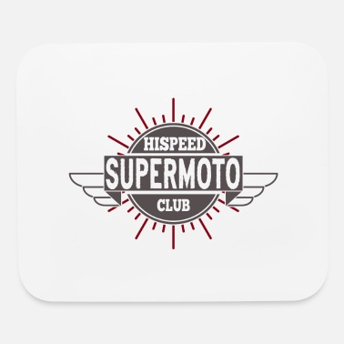Supermoto Supermoto Hispeed Club - Mouse Pad