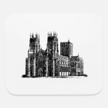 Cathedral Cathedral - Mouse Pad