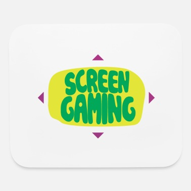 Screen Screen Gaming - Mouse Pad
