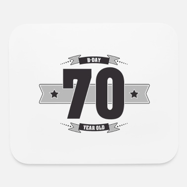 B Day B-day 70 - Mouse Pad