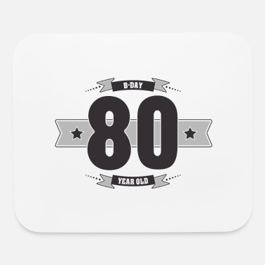 B Day B-day 80 - Mouse Pad