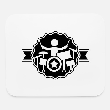 Drums drummer_music_su1 - Mouse Pad