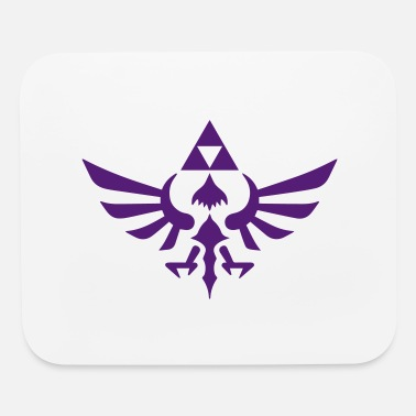 Triforce Crest - Mouse Pad
