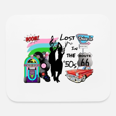 50s Lost in the 50s - Mouse Pad