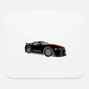 Sports Car SPORT CAR - Mouse Pad