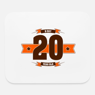 B Day B-day 20 - Mouse Pad