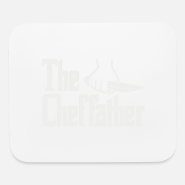 Men The Cheffather Chef Chef Chef Chef T-Shirt - Mouse Pad