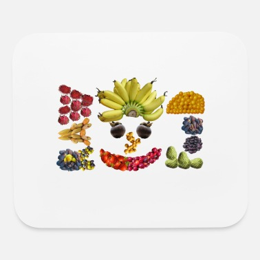 Raw Food Diet Raw Food - Mouse Pad