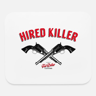 Hired Killer - Mouse Pad