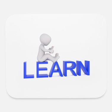 Learning Learning - Mouse Pad