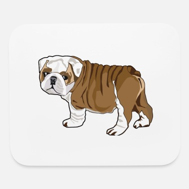 Bulldog Puppy Bulldog Puppy - Mouse Pad