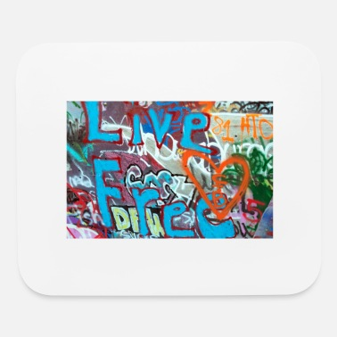 Graffiti5 - Mouse Pad