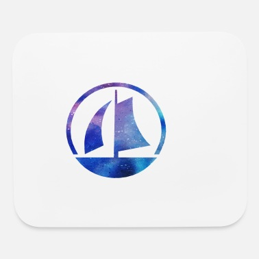 Boating BOAT - Mouse Pad
