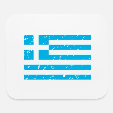 Greece greece - Mouse Pad