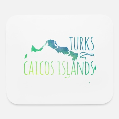 Turk Turks and Caicos - Mouse Pad