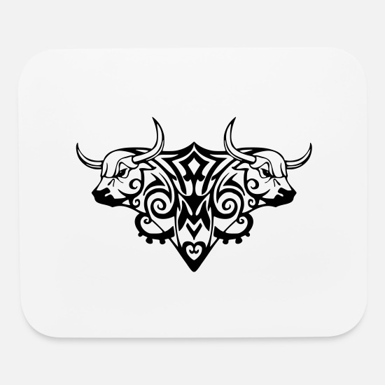Ranch Mouse Pads - bull, bulls, bullfighting, cowboy boots, ranch, me - Mouse Pad white