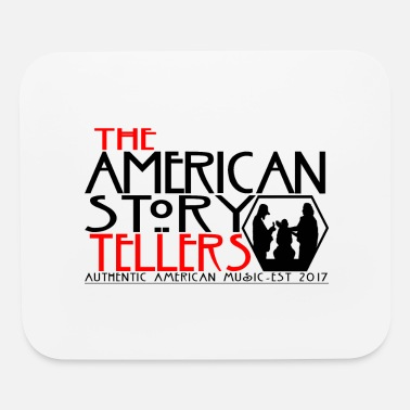 Band Supporter American Storytellers Horror - Mouse Pad