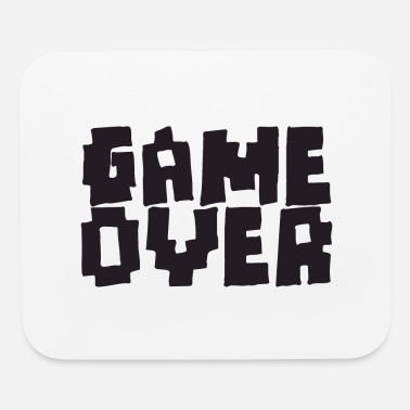 Game Over GAME OVER - Mouse Pad