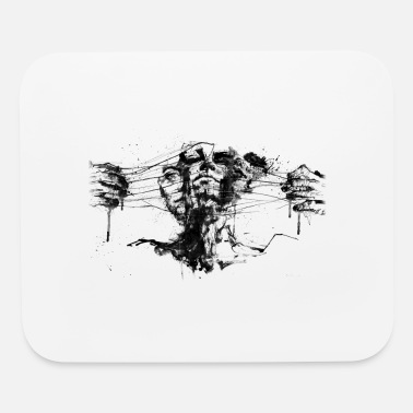 Miscellaneous Abstract Drawing - Mouse Pad