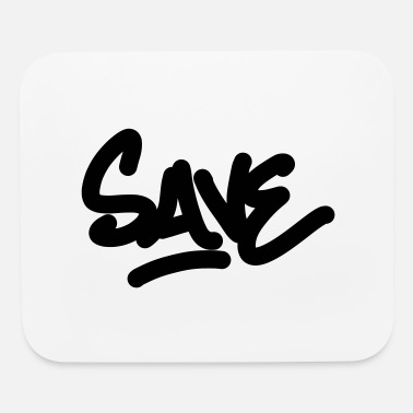 Save Save - Mouse Pad