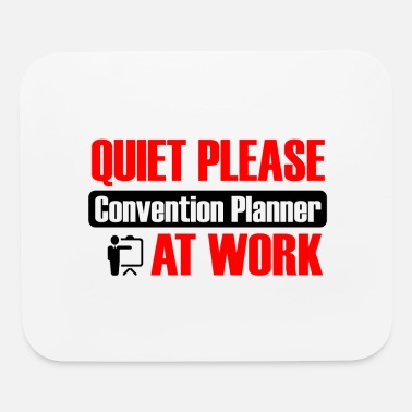Convention convention planner - Mouse Pad