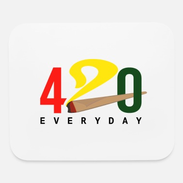 Jamaica 420 Everyday - Mouse Pad