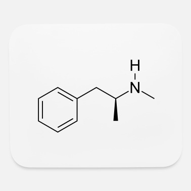 Methamphetamin Methylamphetamine - Mouse Pad