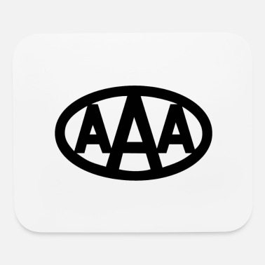 AAA wdd logo - Mouse Pad